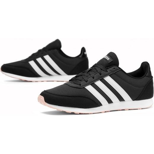 8564df8b Buty Adidas V racer 2.0 w > db0432 Adidas czarny 40 Fabrykacen