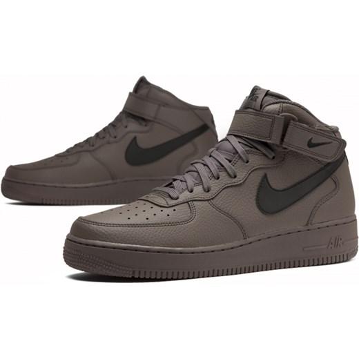 najlepszy dostawca autentyczna jakość taniej Buty Nike Air force 1 mid 07 > 315123-205 szary Fabrykacen