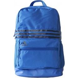 af7096e439933 Niebieskie plecaki młodzieżowe adidas