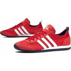 adidas męskie czerwone
