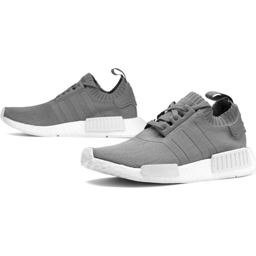 buty adidas nmd szare
