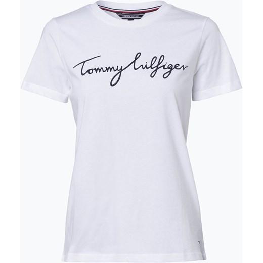 c86ebd678 Tommy Hilfiger - T-shirt damski, czarny vangraaf w Domodi
