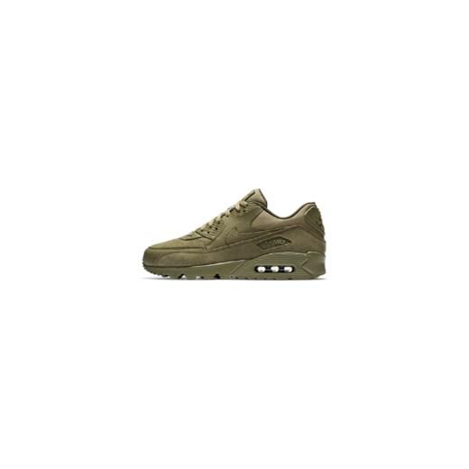 the best attitude 33450 6ac64 Buty męskie Nike Air Max 90 Premium - Oliwkowy Nike 7
