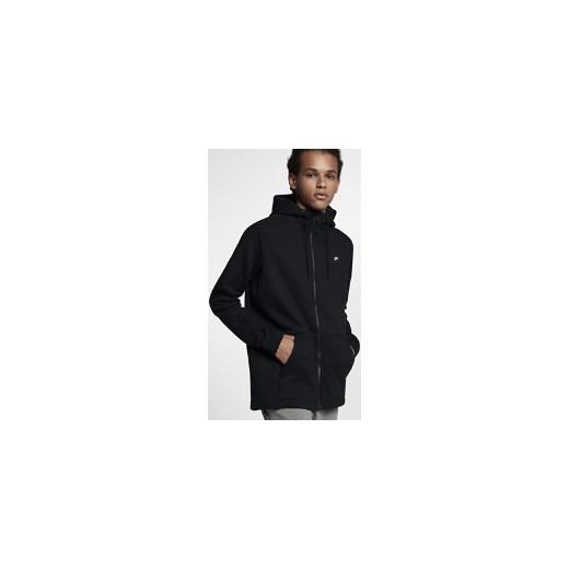 bc474cc4df3d63 Męska bluza z kapturem Nike Sportswear Modern - Czerń czarny w Domodi