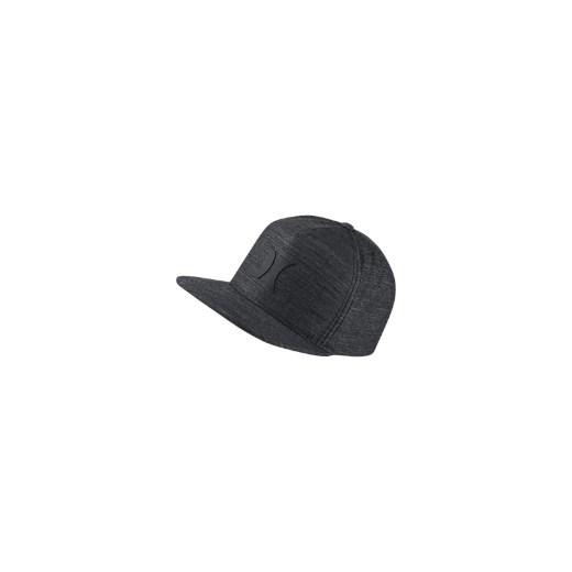 Regulowana czapka uniseks Hurley Icon Dri FIT Czerń szary Nike