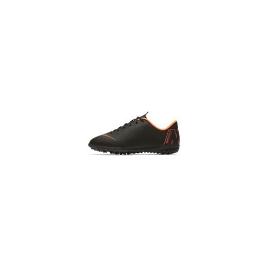 newest 14780 68bde Buty piłkarskie na nawierzchnię typu turf dla małych/dużych dzieci Nike Jr. MercurialX  Vapor