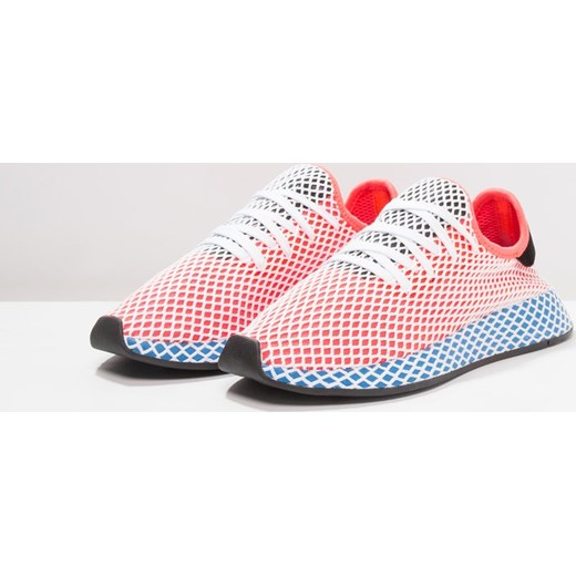 low priced 3fbd6 7a0d2 ... adidas Originals DEERUPT RUNNER Tenisówki i Trampki solar redbluebird  Adidas Originals 37 1 ...