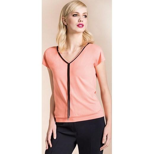 46d7a603d0 Elegancka bluzka Potis   Verso VERITO rozowy Potis   Verso wyprzedaż Eye  For Fashion