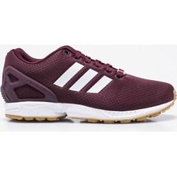 timeless design 0a4a6 a3c58 Buty sportowe damskie Adidas Originals dla biegaczy zx flux wiązane bez  wzorów na koturnie