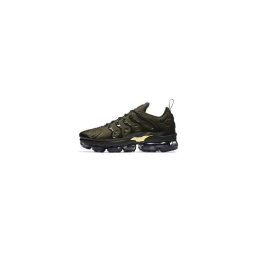 premium selection e859f 5c42b Buty męskie Nike Air VaporMax Plus - Oliwkowy czarny Nike 9.5