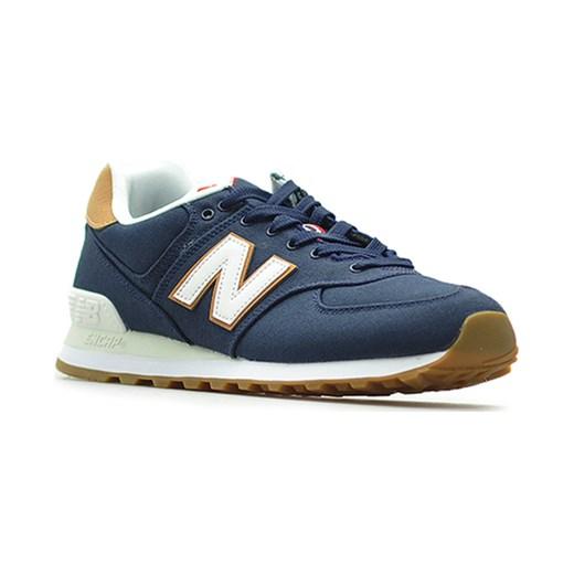 classic fit 67a42 fae01 Buty New Balance ML574YLC Granatowe czarny Arturo-obuwie