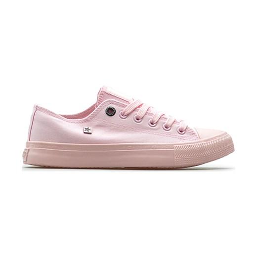 b7eda658226d5 ... Trampki Big Star AA274028 Różowe rozowy Big Star Arturo-obuwie ...