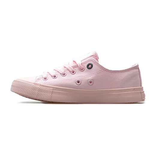 9a89fbdfe14e1 ... Trampki Big Star AA274028 Różowe Big Star rozowy Arturo-obuwie ...