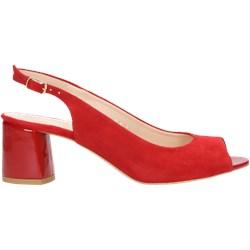 297fb40af32b7 Czerwone buty, lato 2019 w Domodi