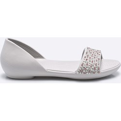 Balerinki Crocs - ANSWEAR.com