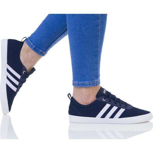 on sale 0e959 eb6fa ... BUTY ADIDAS QT VULC 2.0 W DB0157 niebieski Adidas 36 ⅔ Natychmiastowo  okazja ...