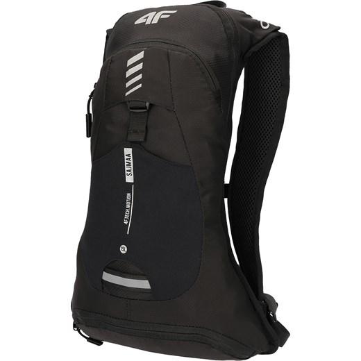 ba2d1aa54e623 Plecak rowerowy PCF115 - głęboka czerń 4F w Domodi