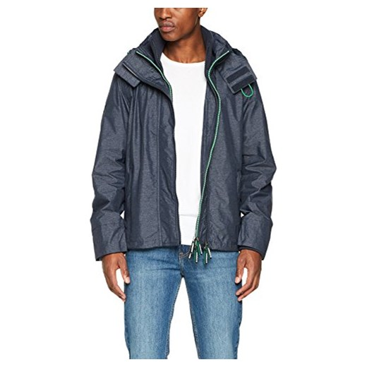 SUPERDRY męska bluza Tech Pop Zip wndcheter NB -  xxl Amazon