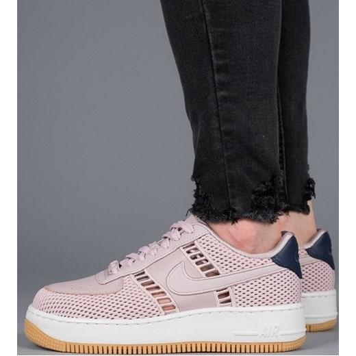 lowest price 06916 ddb27 Buty damskie sneakersy Nike Air Force 1 Upstep Si 917591 600 - RÓŻOWY  sneakerstudio.pl