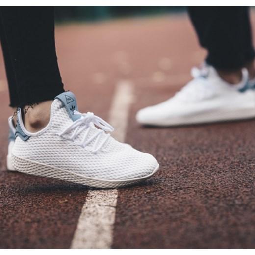 Buty damskie sneakersy adidas Originals Pharrell Williams Tennis Hu BY8718 sneakerstudio.pl