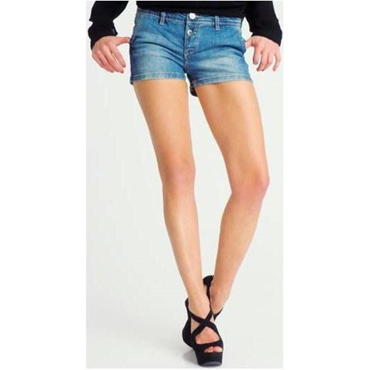 19dbd351db00 Szorty jeansowe damskie - krótkie spodenki Stitch Soul Cityrulers w ...
