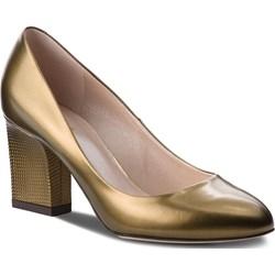5c5750f3 Złote buty damskie gino rossi w wyprzedaży, lato 2019 w Domodi