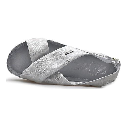 b7d51dfc ... Sandały Lemar 50056 Tagliata Srebrne Lemar szary Arturo-obuwie