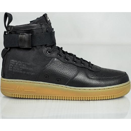 30% OBNIŻONE Buty sportowe męskie Nike air force czarne