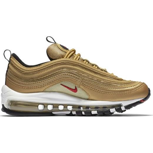 Nike: Air Max 97 OG QS [Gold] Social Status