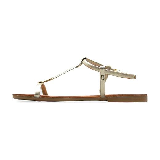 a8a5426b Sandały Venezia M345D ORO W18 Złote Arturo-obuwie w Domodi