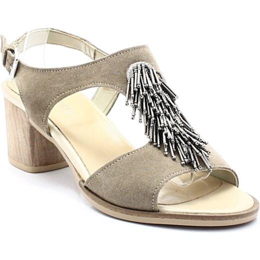 119ac71e86629 MARIETTAS 9992814 BEŻOWE - Hiszpańskie sandały Mariettas 36 Tymoteo.pl -  sklep obuwniczy