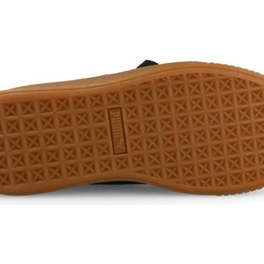 48075b3c ... Buty damskie sneakersy Puma Platform Kiss Suede 366461 01 - CZARNY Puma  37 sneakerstudio.pl