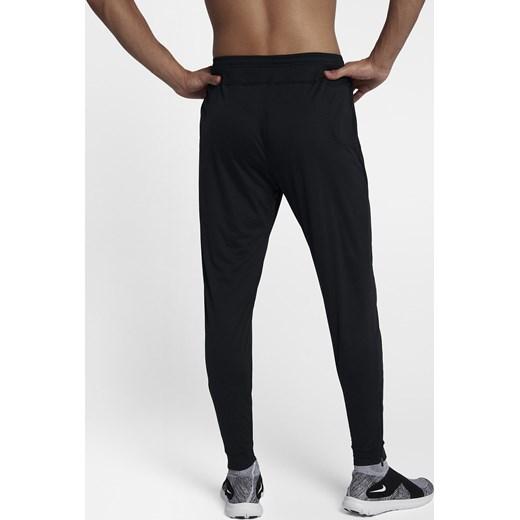 e3015ef29403 ... Spodnie męskie Nike Essential Knit Running Pants 856898 010 Nike L  adrenaline.pl ...