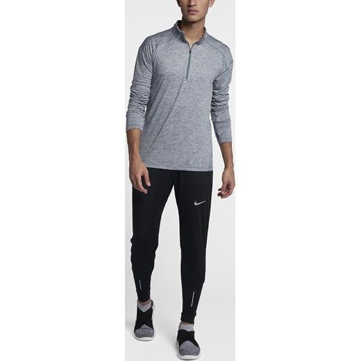 ef2c42988c6a ... Spodnie męskie Nike Essential Knit Running Pants 856898 010 Nike M  adrenaline.pl