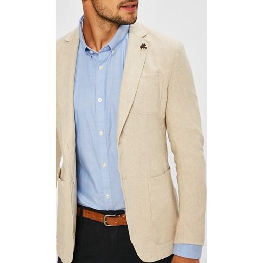 15ddd9cb65c82 Marynarka męska Premium By Jack&jones elegancka bez wzorów w Domodi