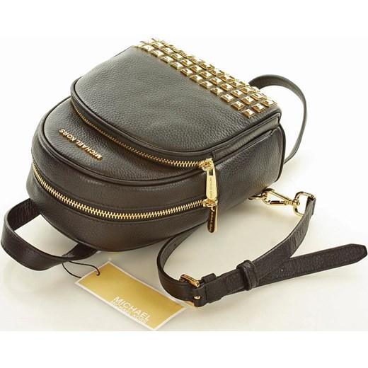 fb9c93abc92dd ... Plecak backpack Abbey MICHAEL KORS BLACK Michael Kors wyprzedaż  Verostilo ...