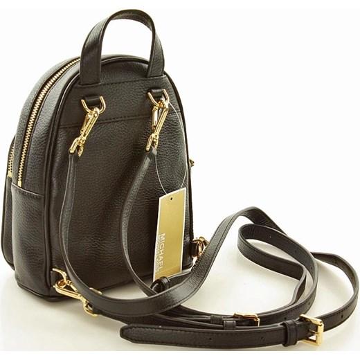3b4b2823b96bf ... Plecak backpack Abbey MICHAEL KORS BLACK Michael Kors okazja Verostilo