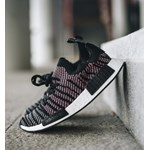 Buty męskie sneakersy adidas Originals NMD_R1 STLT Primeknit CQ2386 WIELOKOLOROWY sneakerstudio.pl