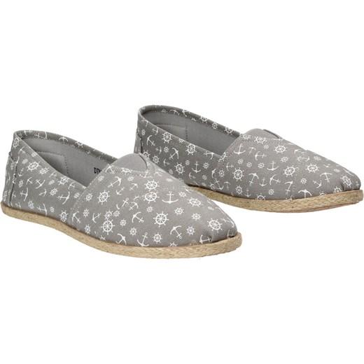 b80cc152e6a86 ... Szare espadryle damskie McKeylor Mckeylor 36 Wojtowicz Awangarda Shoes  ...