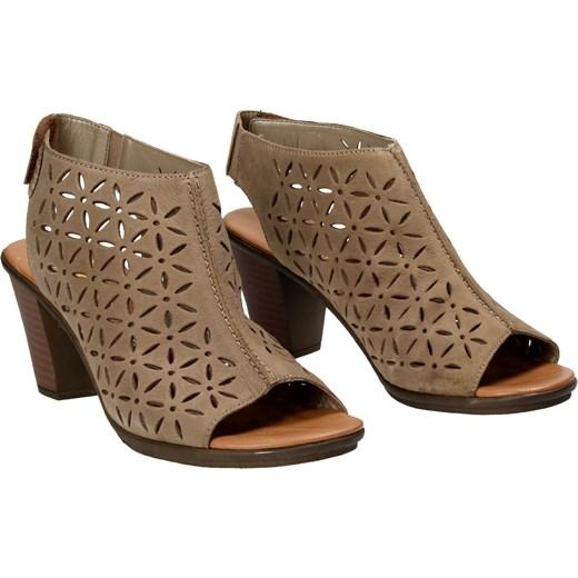 d319b07a66e7e Damskie Domodi Rieker W Shoes Wojtowicz Awangarda Sandały Brązowe vw5x6qT7q