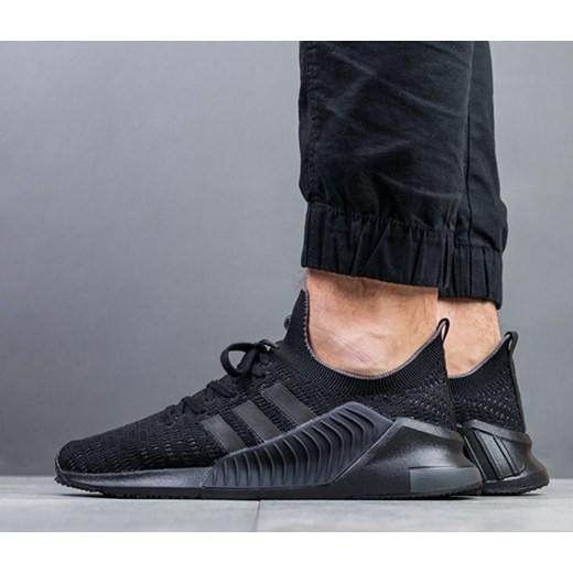1d83cf1b49e14 Buty męskie sneakersy adidas Originals Climacool Primeknit CQ2246 - CZARNY  Adidas Originals 44 2/3 ...