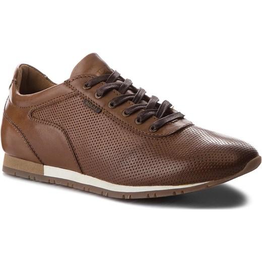 e5d0ded2 Sneakersy BADURA - 3172-M Brąz 911 brazowy Badura 40 eobuwie.pl okazja