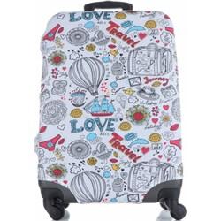 17c5cf7f05410 Wielokolorowe walizki, lato 2019 w Domodi