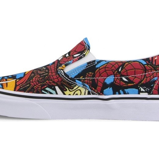 VANS trampki slip on Marvel Spider Man