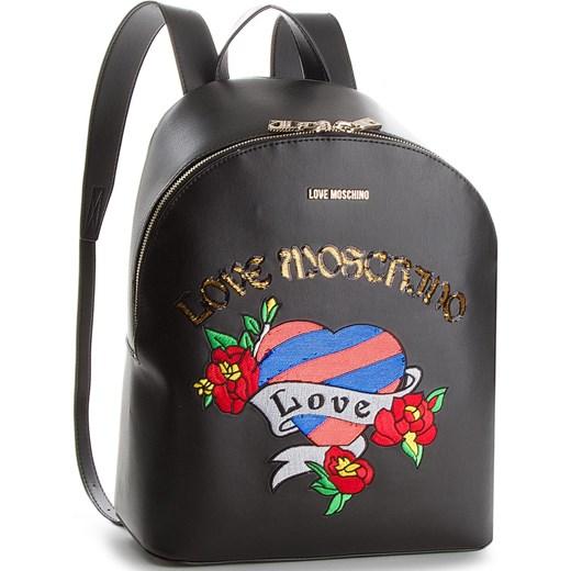 6f7bcf4491bd4 Plecak LOVE MOSCHINO - JC4058PP16LJ0000 Nero eobuwie.pl w Domodi