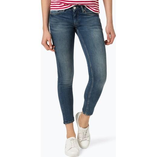 5c9576efe4003 Tommy Jeans - Jeansy damskie – Sophie, niebieski Tommy Jeans 29-30 vangraaf