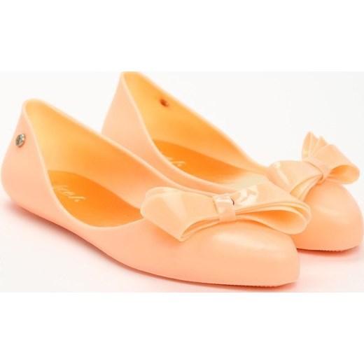 8e835f9b4a960 Pomarańczowe Baleriny Francis bezowy Renee renee.pl w Domodi