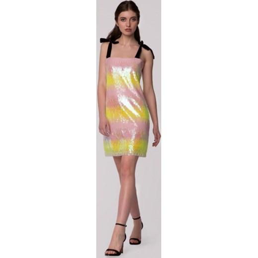 a9245ea7a7 Sukienka cekinowa Aurora 127rg showroom.pl w Domodi