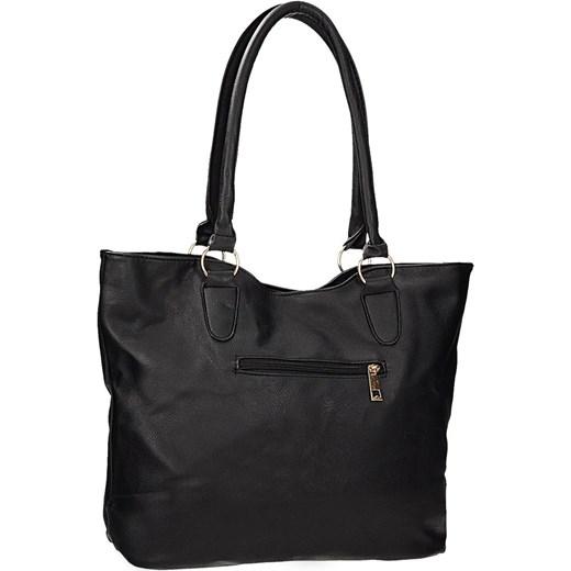 e8dc93de84ad2 ... Klasyczna torebka damska w kolorze czarnym DANBLINI 81259 Danblini  Fashion Di Zdhou Xiaobin rinkopl ...
