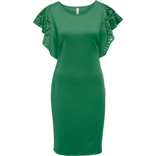 355ffcb43215 Sukienka z wycięciami Bonprix Bodyflirt Boutique w Domodi